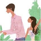 솔로인 나, 5월에 연애하기 위한 방법은?